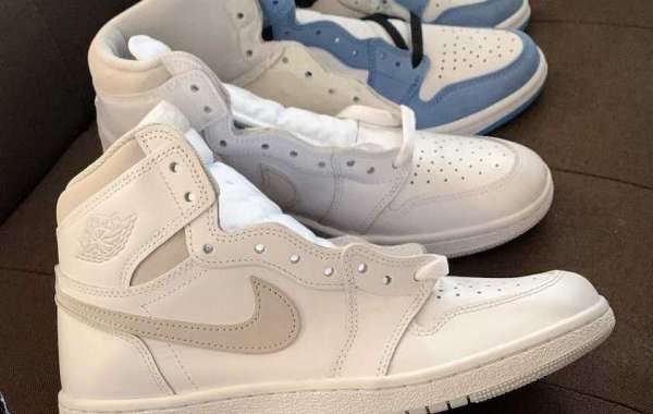 "BQ4422-100 Air Jordan 1 High '85 ""Neutral Grey"" Will Be Released In early 2021"