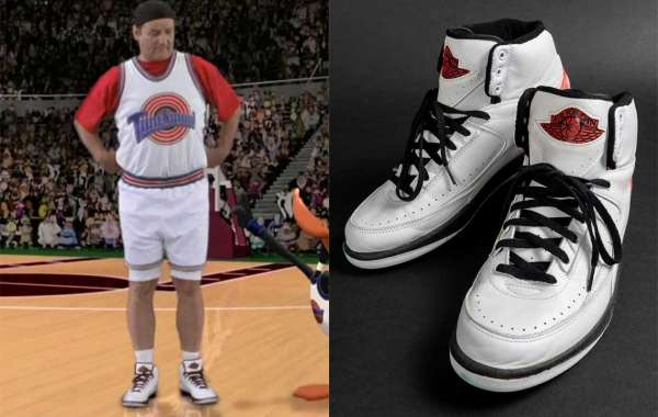 """Bill Murray's """"Game Broken"""", Air Jordan 2 Retro in """"Space Jam"""" is going to auction"""