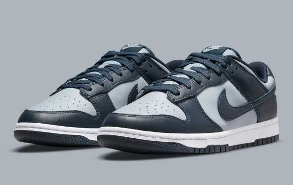 """DD1391-003 Nike Dunk Low """"Georgetown"""" will be released on September 2"""