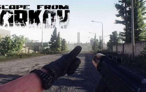 EFT Roubles Down Stubby BGV MK46K Tactical