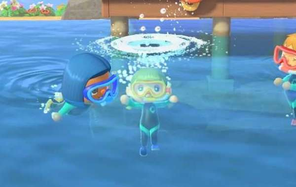 Animal Crossing sets you free on a deserted island