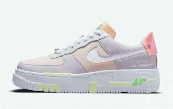 """LPL x Nike Air Force 1 Pixel """"Have A Good Game"""" Hot Sale"""