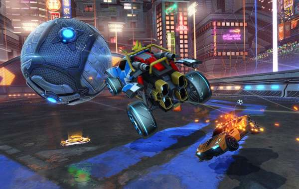 Rocket League Items projects and remastered old titles that